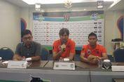 Persija Bungkam Borneo FC, Teco Puji Daya Juang Pemain