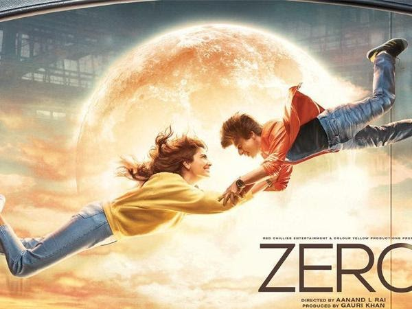 zero full movie review,sharukh khan zero movie.