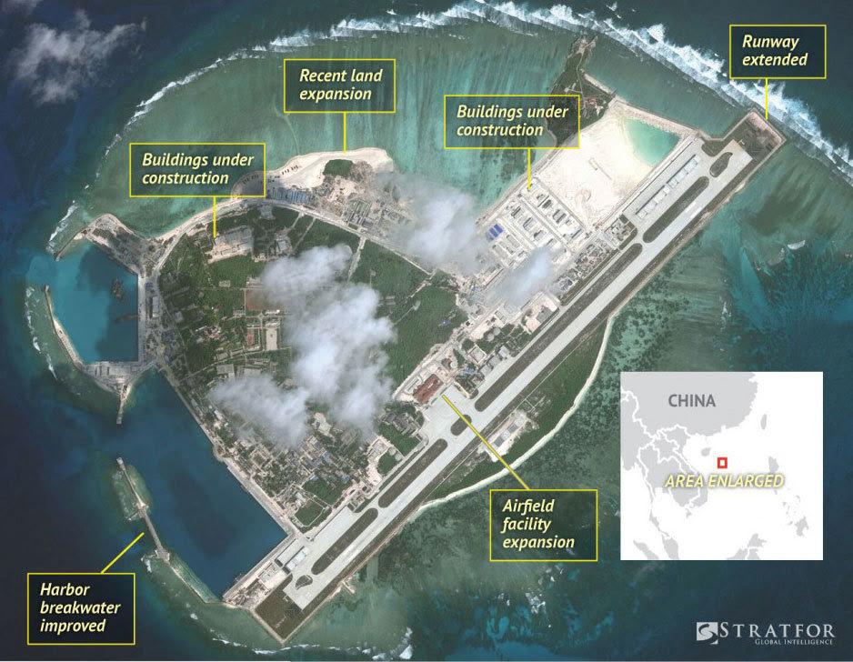 đảo Phú Lâm, Biển Đông, Hoàng Sa, chủ quyền, TQ, tên lửa đất đối không