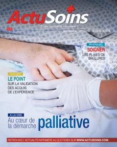 Actusoins magazine infirmier