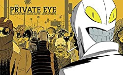 The Private Eye graphic novel cover