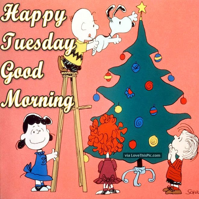 Christmas Tuesday Good Morning Quote Pictures Photos And Images