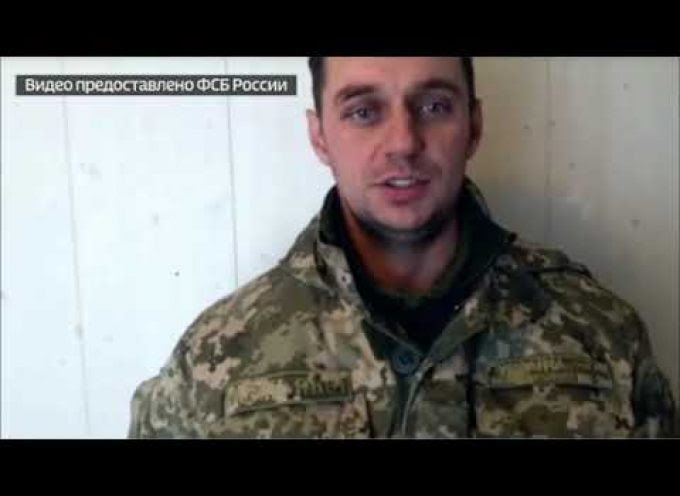 Ukrainian sailors confirm that they deliberately entered Russian waters