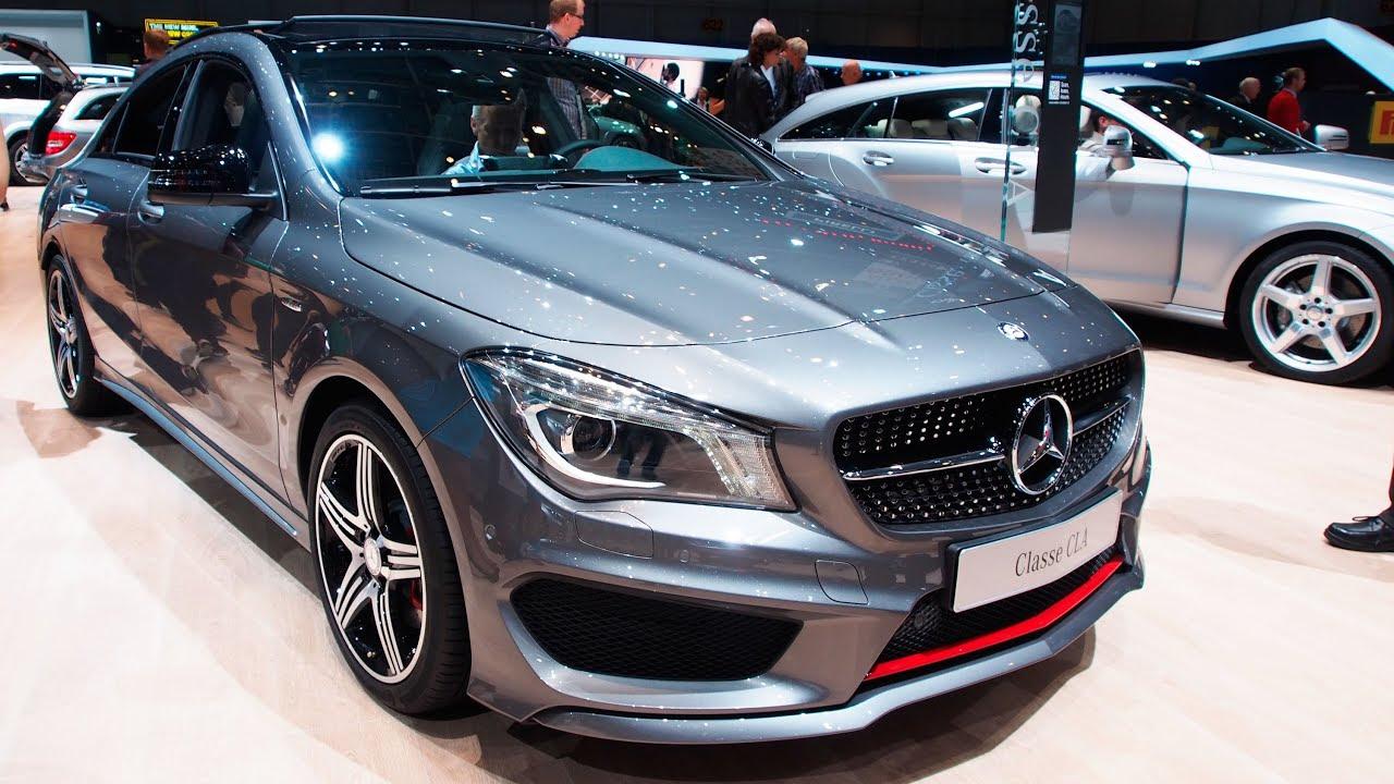 2014 Mercedes Benz CLA 250 - Exterior and Interior ...