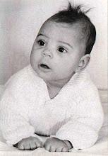 Liten Milla, blott 4 månader