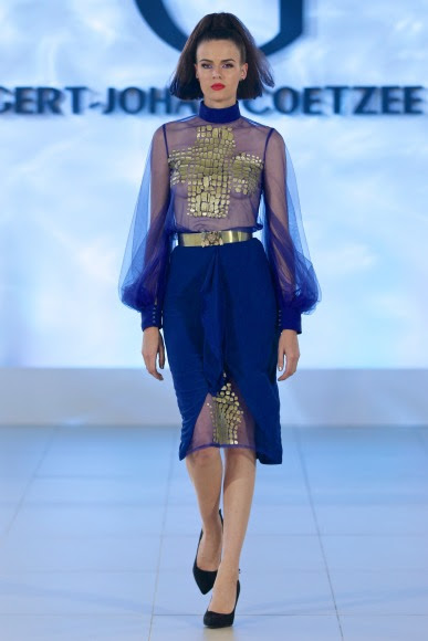 Gert-Johan Coetzee sa fashion week (14)