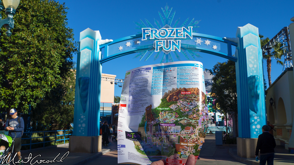 Disneyland Resort, Disney California Adventure, Frozen Fun, Frozen, Hollywood Land