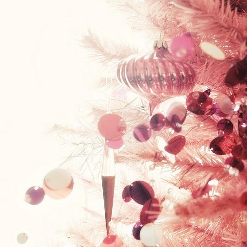 Pink Christmas Tree <3