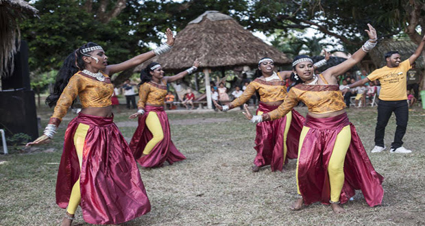 Scenes from the recent Rupununi Music & Arts Festival