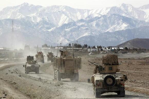 Afghan attacks