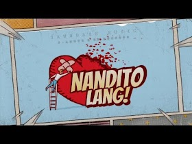 Nandito Lang by Jr.Crown , Thome & Chin Arce [Official Lyric Video]