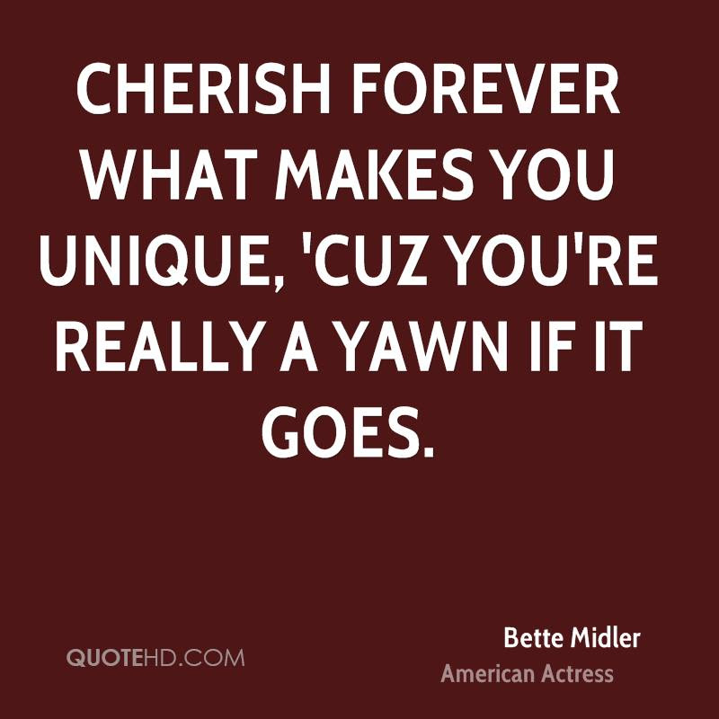 Bette Midler Quotes Quotehd