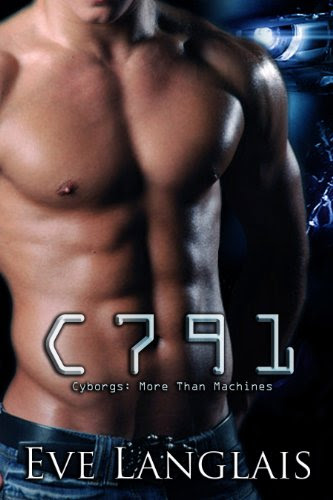 C791 (Cyborgs: More Than Machines) by Eve Langlais