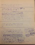 L'incipit della redazione manoscritta con le varie versioni separate
