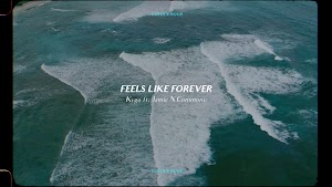 Kygo & Jamie N Commons – Feels Like Forever Lyrics