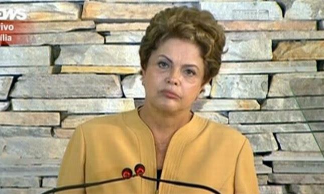 Dilma Rousseff (Foto: Reprodução)