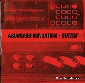 ASIAN DUB FOUNDATION buzzin'
