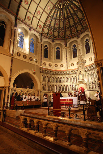 Mass in the Oratory
