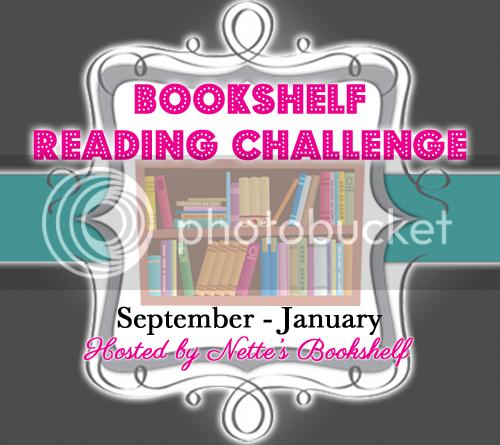 Bookshelf Reading Challenge