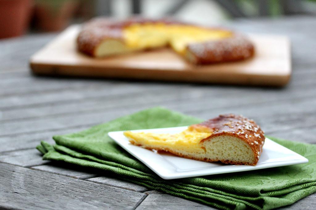 Gâteau á la Crème
