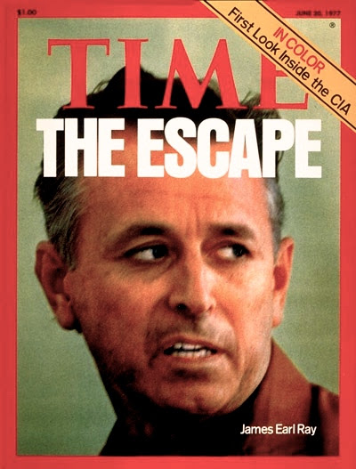 cover james earl ray 6_20_77