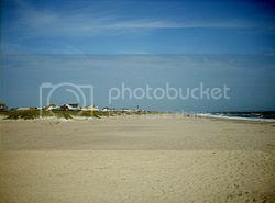 Holden beach in North Carolina