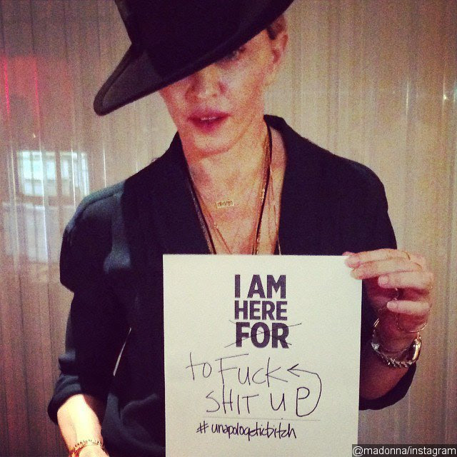 Madonna Teases Collaboration With Alicia Keys
