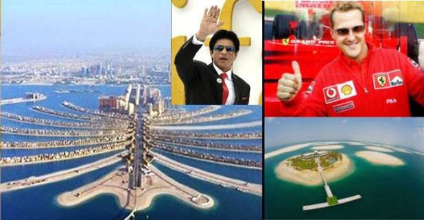 From Shah Rukh Khan To Shakira, Celebs Who Own Private Islands
