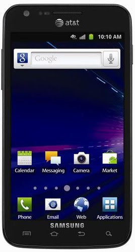 AT&T_Samsung Galaxy S II Skyrocket
