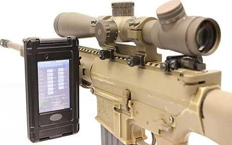 Sniper iPod BulletFlight app :Sniper rifle software launched for iPod touch