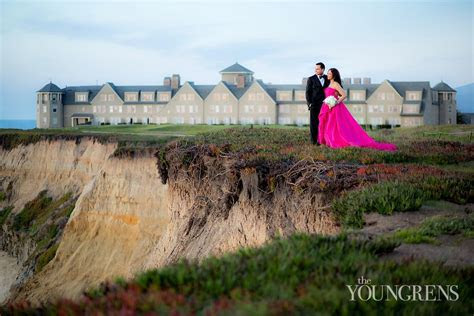 Ritz Carlton Half Moon Bay Wedding, Part Two Gaurav and