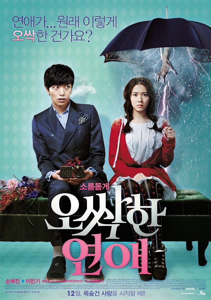 Chilling Romance (Ürpertici aşk) Kore Filmi