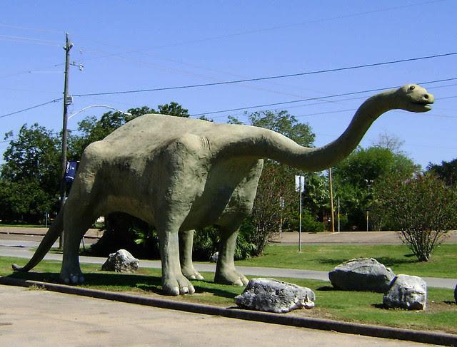 Dinosaur Park, Wharton, Texas 1018091310