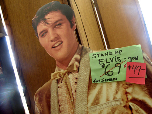 Elvis reduced