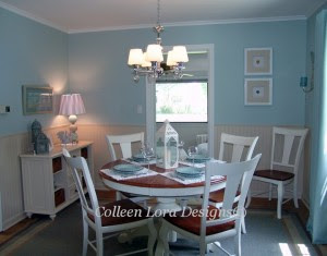 Cool Beach Inspired Dining Rooms Contemporary - Best Ideas Interior ...
