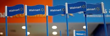 Blue Icon Walmart Logo