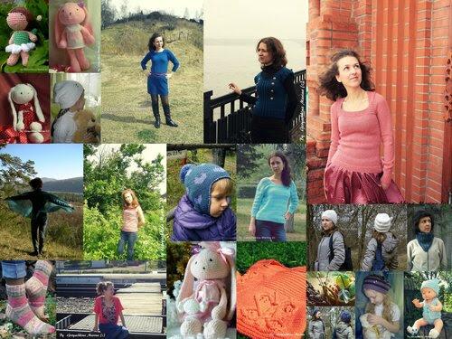 Итоги вязальные - 2012