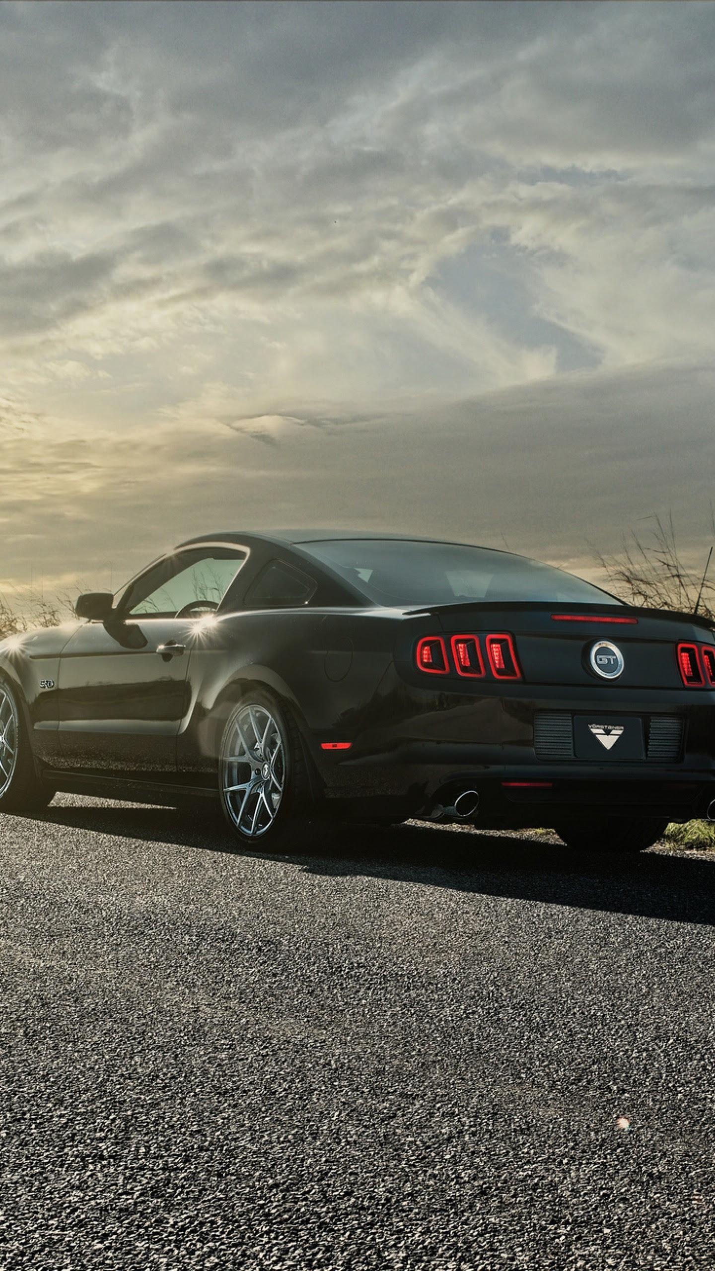 Full Hd Mustang Iphone Wallpaper