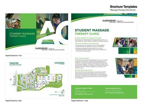 template brosur sekolah cdr