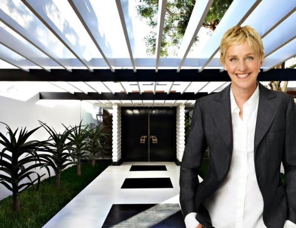 Ellen DeGeneres House
