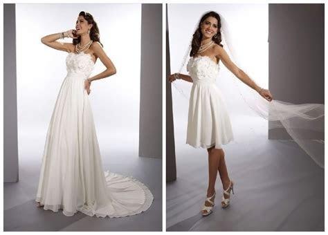 Best Tear away wedding dress   Best Dressed Nerd