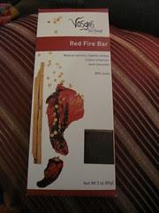 Vosges Red Fire Bar