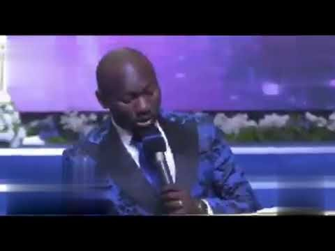 😱See What Apostle Suleman said about Joe Biden To Be Impeached For Harris To Be U.S President (Throwback)