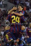 FC Barcelona vs Totenham in Wembley Cup