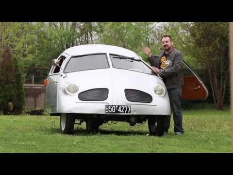 Авто: Тест худшего автомобиля в мире - Hoffmann 1951