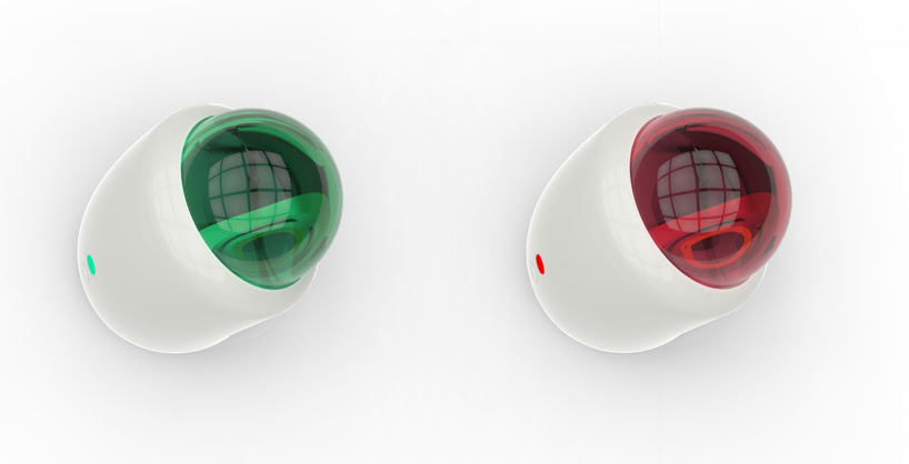 beta.ey spherical solar-powered device charger by rawlemon