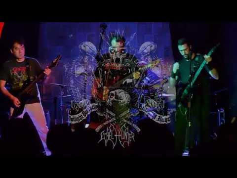 ETHEL HUNTER - Lançando vídeo clipe ao vivo!