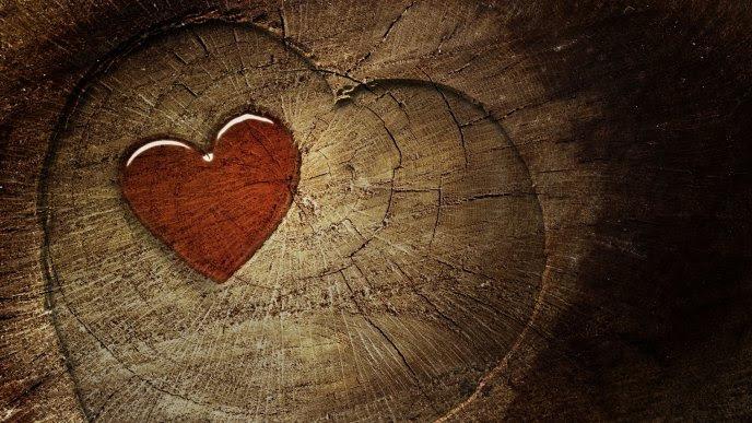 Love Tree Wallpaper Download