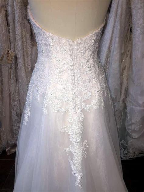 Brand new, never worn Maggie Sottero Beth wedding dress