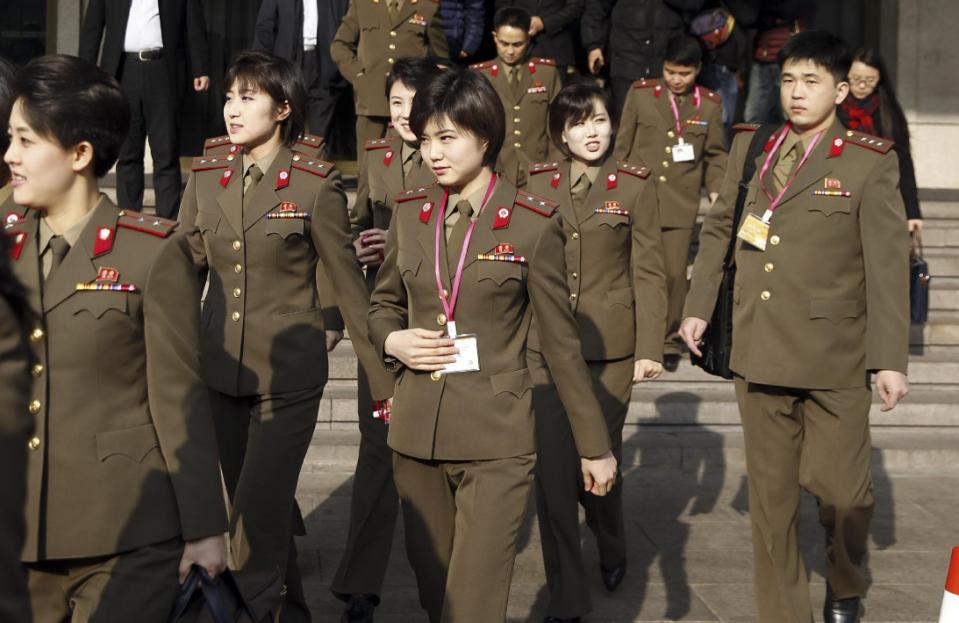 Hình ảnh Ban nhạc của ông Kim Jong-un đột ngột hủy diễn tại Trung Quốc số 1